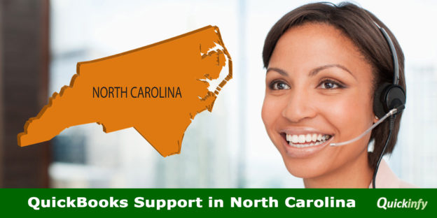 QuickBooks Support in North Carolina